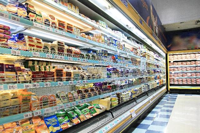 食品添加物の少ない食品を選ぶ