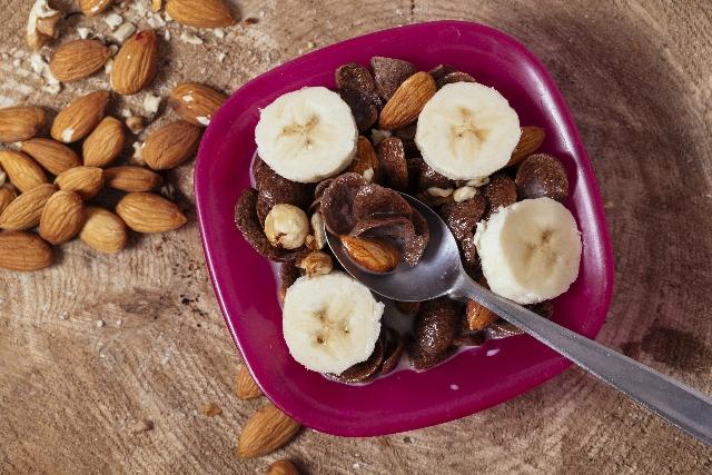 栄養は少ないが、食物繊維は摂ることができる