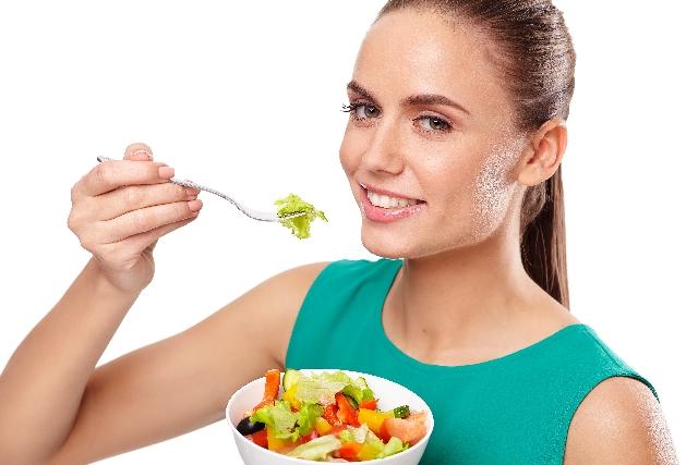 カット野菜を食べることを目的にしない
