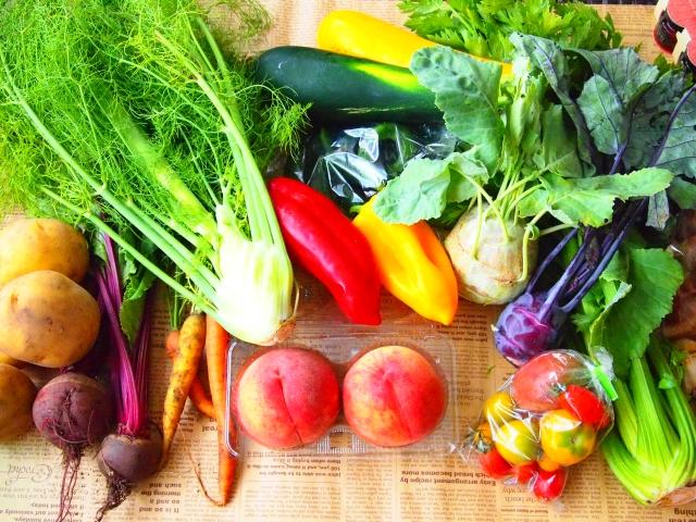 野菜の栄養に関する得する話