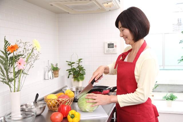 カット野菜はカットすることにより栄養が減少している