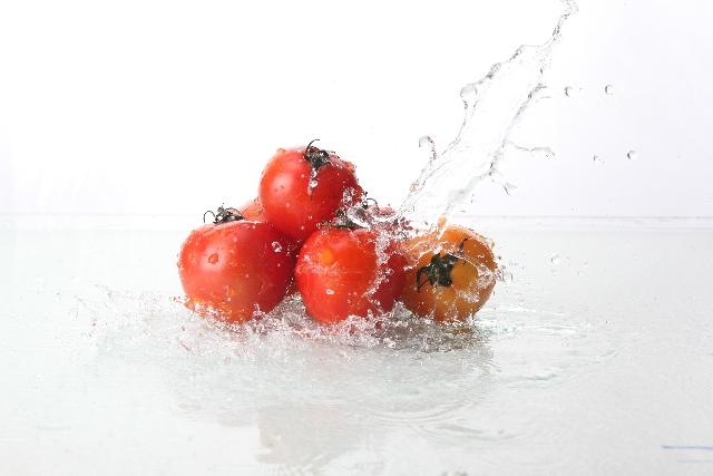 カット野菜の殺菌消毒は安全