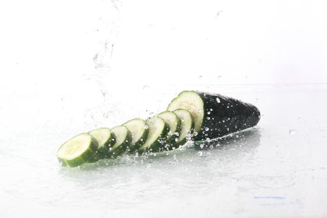 カット野菜の殺菌消毒は栄養が流れ出る
