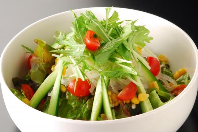 加工食品となるカット野菜