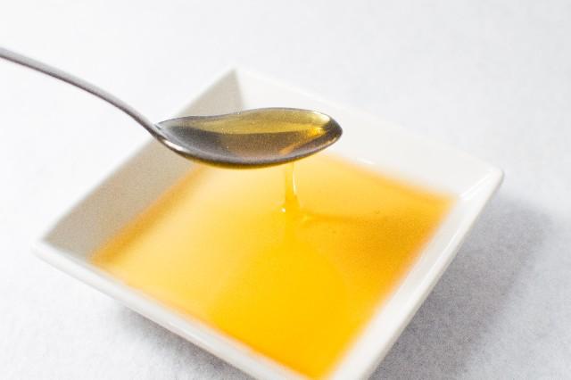 サラダ油は固まらない油