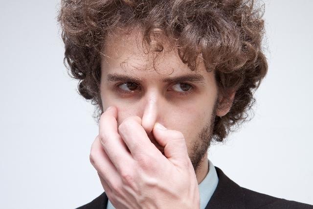 ケトン体増加による口臭や体臭