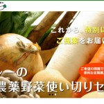 ミレーは、他の宅配野菜会社と何が違うのか調べた結果