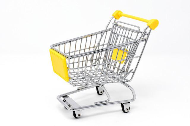 買うモノを決めず買い物に出掛ける