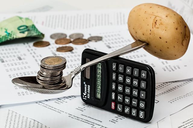 予算をチェックしながら計画的な買い物ができる