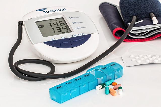 高血圧や糖尿病