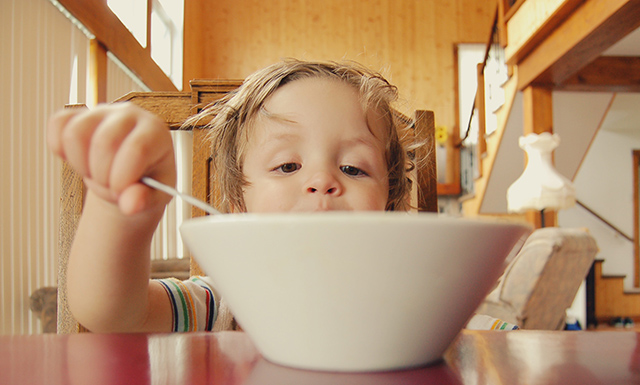 子供が食べてくれないから…
