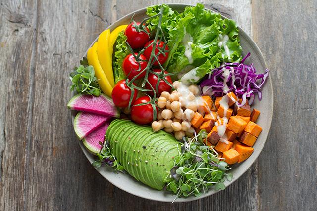 栄養バランスやカロリーを考えなくてもいい