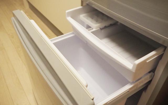 冷凍庫の保管スペースを確認しましょう