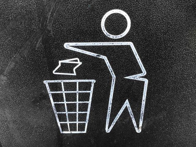 生ゴミが少ない