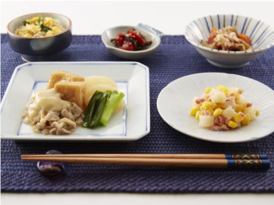 第8位【560円】食宅便のおまかせコース